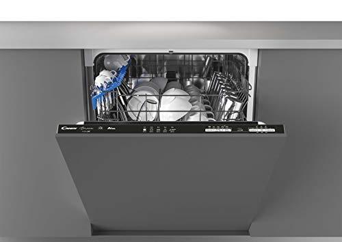 Candy Brava CDIN 1L380PB - Lavavajillas integrable 60 cm, 13 servicios, 5 ciclos, Zoom 39
