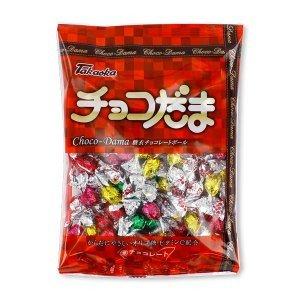タカオカ食品 150gチョコ玉 2袋