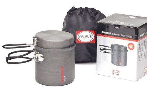 Primus Trek Kettle Litech, Anthrazit, 1 Liter, 1440860