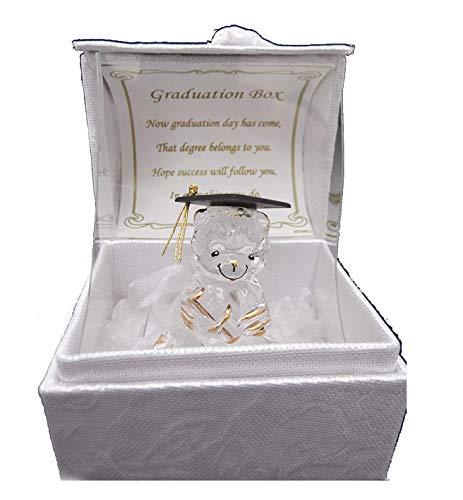 Graduation Teddy regalo personalizzato con portachiavi