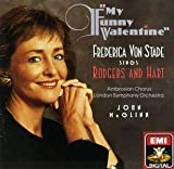 Frederica Von Stade Sings Rodgers and Hart (album cover)