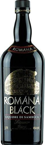 Romana Black Liquore Di Sambuca Cl 100 Pallini