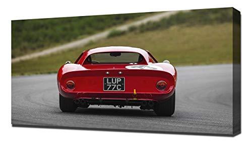 Lilarama 1964 Ferrari 250 GTO V8 - Image sur Toile - Impression Giclée