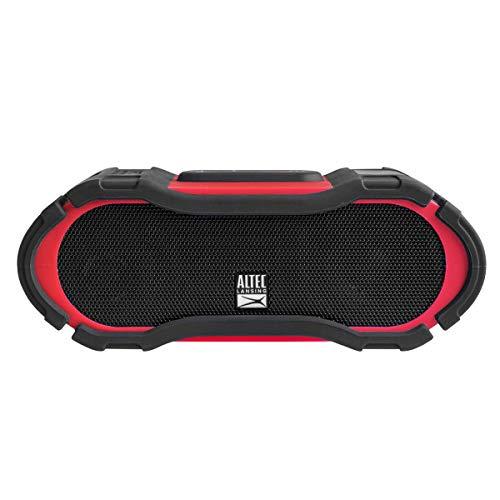 Altec Lansing Boom Jacket 2 Rugged Wireless Bluetooth Speaker