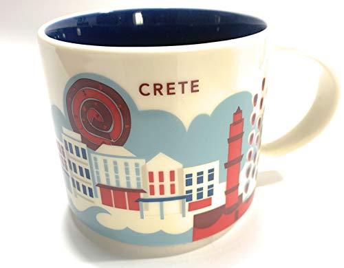 """Starbucks Tasse mit Aufschrift \""""You are Here Crete\"""""""