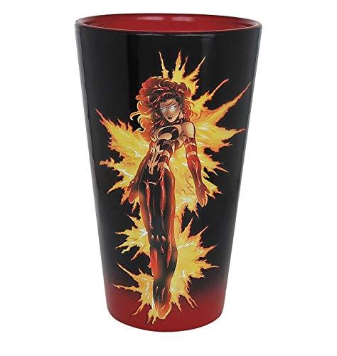 Copo de cerveja de Phoenix escuro X-Men