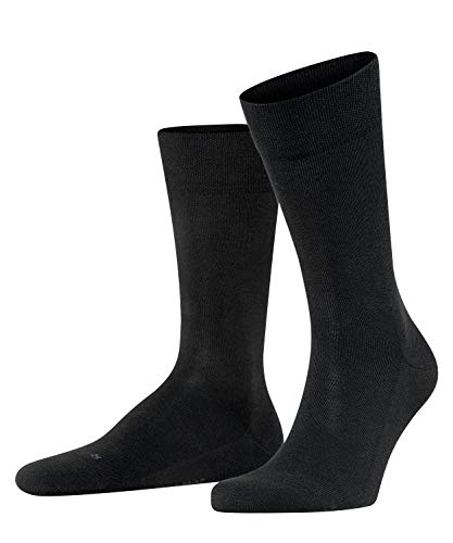 FALKE Herren Sensitive London M Socken, Schwarz (Black 3000), 47-50 EU