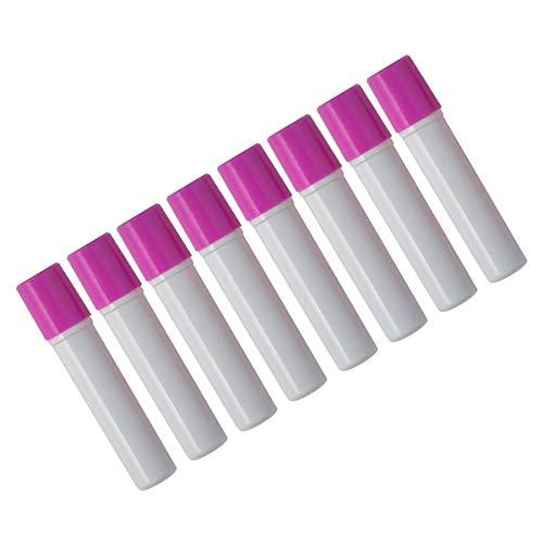 Recambios para bolígrafo de pegamento de tela X8 de color azul | Recambios para bolígrafo de pegamento de tela | Barra de pegamento para tela | pegamento para tela para ropa