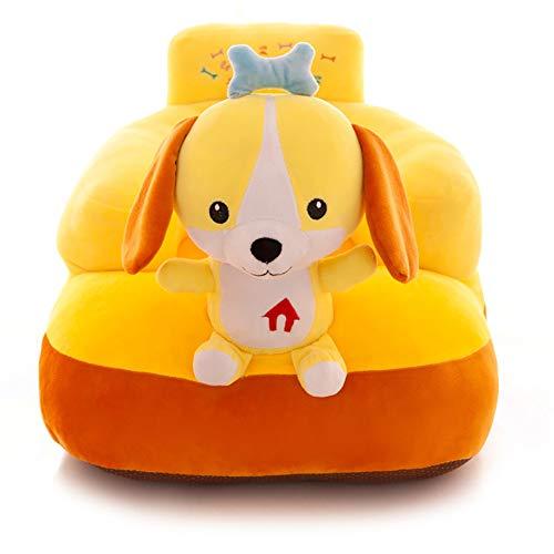 TINGTING Sessel Schlafsofa Für Kinder Sitzsäcke Kissen Sofa Sofakissen Hocker Sitzkissen Bodenkissen Füllung Möbel,Dog
