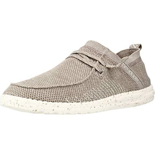 Hey Dude Wally Halo Scarpe Uomo Sneakers Tessuto Riciclato Traspiranti Vegan Shoes 42