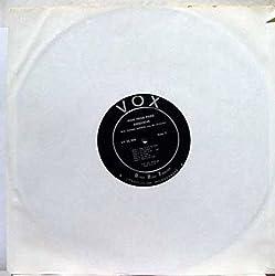 GENEVIEVE GIANNI MONESE PIXIE FROM PARIS vinyl record
