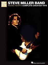 Hal Leonard Steve Miller Band - Young Hearts: Complete Greatest Hits - Easy Guitar