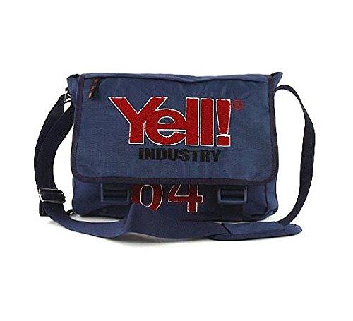 TRACOLLA Yell industry blu