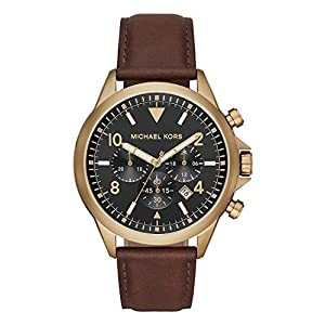 Michael Kors Gage – Reloj cronógrafo Moderno para Hombre –