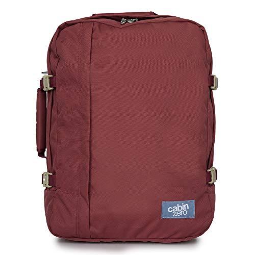 Cabin Zero Classic 36 Travel backpack wine
