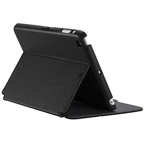 Speck SPK-A3344 Style Folio Case for iPad Mini - Black/Slate Grey