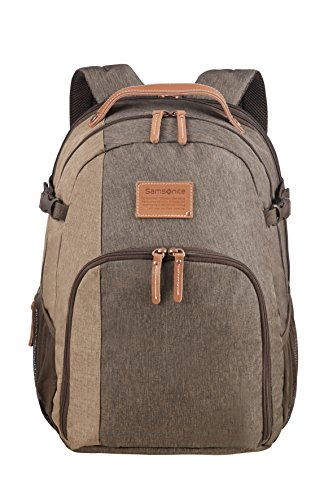 SAMSONITE Rewind Natural - Laptop Backpack Large Expandable, 29/34L - 0.7 KG Rucksack, 45 cm, 29 L, Rock
