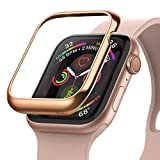 Ringke Bezel Styling Diseñado para Funda Apple Watch Series 6 40mm (2020), Carcasa Apple Watch SE 40mm, Funda Acero Inoxidable para Apple Watch 40mm Series 6 / SE / 5/4 - AW4-02