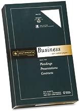 Southworth 25% Cotton Business Paper, 8.5 x 14 inches, 20 lb, White, 500 Sheets per Box (403E) by Southworth