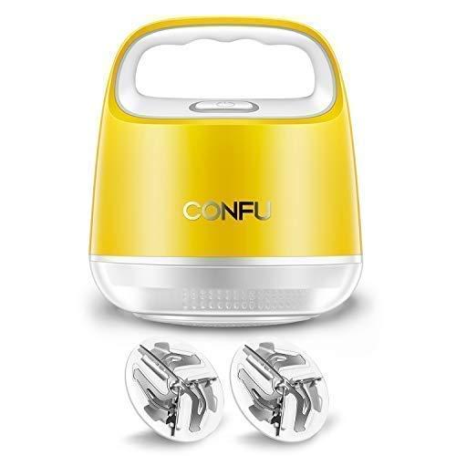 Levapelucchi Elettrico Ricaricabile USB Togli Pelucchi per Abbigliamento Maglione,Jumper Shaver per tessuti e rimozione di residui di mobili con 3 lame