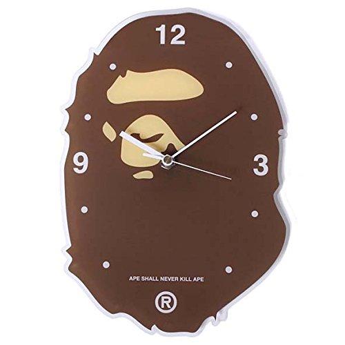 Cleck scimmia Man orologio Tide brand Bape grande arredamento tavolo orologio da parete