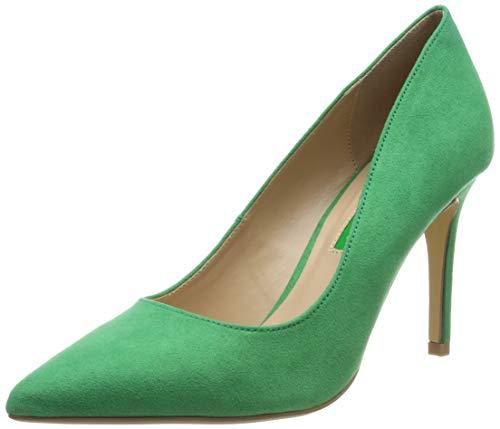 Dorothy Perkins Danielle Court, Escarpins femme - Vert (Green 11), 42 EU