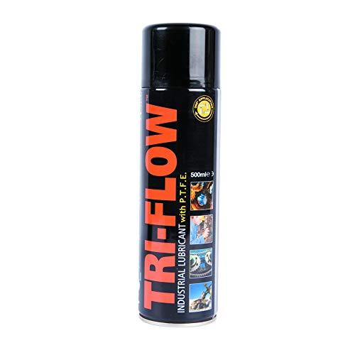 TriFlow TFL500-TB Schmiersprays und Öle, farblos, 500 ml