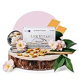 Lex Vitae® 60 Cápsulas - Potente combinación de Resveratrol, Q10, Ácido Fólico, Glutatión,...