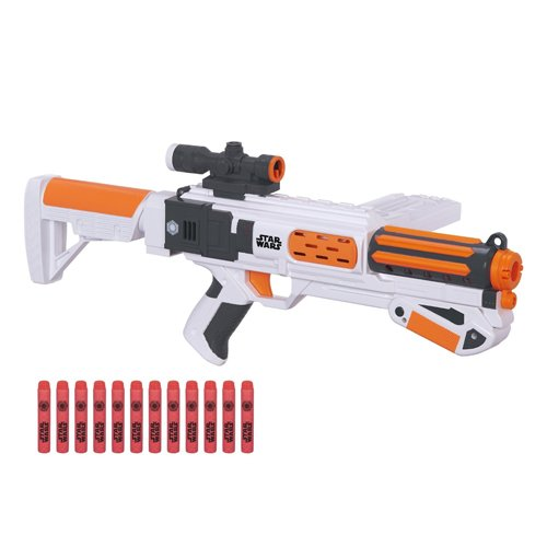 Nerf Star Wars First Order Stormtrooper Deluxe