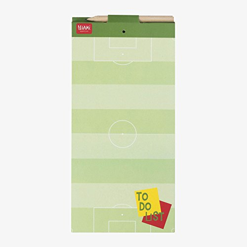 DON'T FORGET MAGNETIC NOTEPAD SHOPPING LIST - Légami