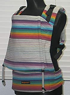 "Bamberoo Custom Baby Carrier Girasol""Unicorn"" Choose your body size and strap length!"