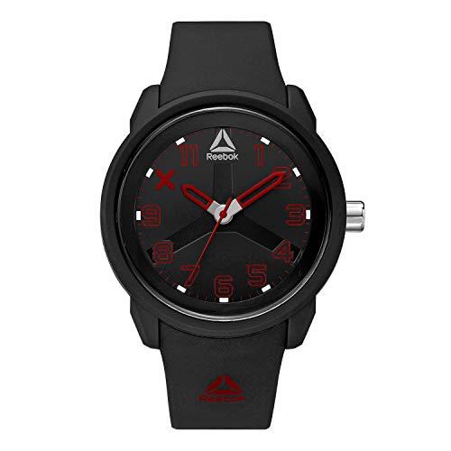 Reloj Reebok Análogo para Hombre RDONCG2PBPBBR Negro y Rojo
