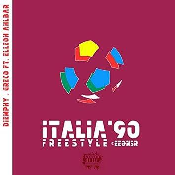 ITALIA '90 (Freestyle)