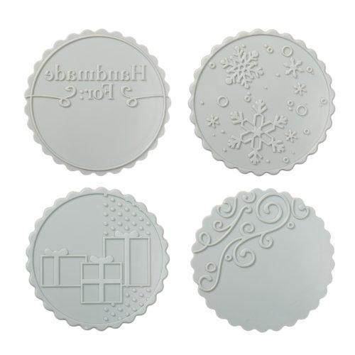 Fiskars Fuse Creativity System Scalloped Circle Plate Expansion Pack, Medium