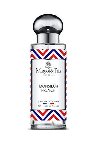 Margot&Tita Monsieur French - Eau de Parfum - 30 ml