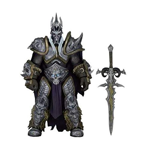YTO World of Warcraft official figure, Arthas Menethil, standard model of the Lich King