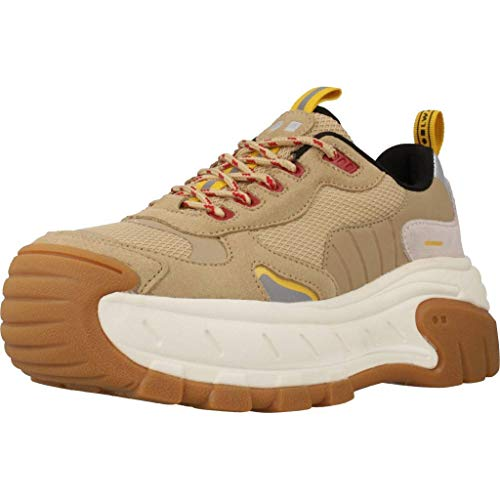 Coolway Rex, Sneakers Basses Femme, Marron (SND 110), 36 EU