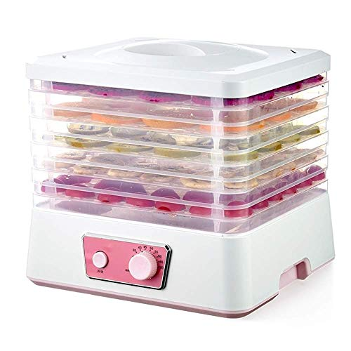 Lowest Prices! JOLLY Food Dehydrator Machine - Professional Electric Multi-Tier Food Preserver, Meat...