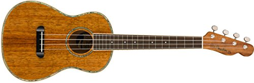 Montecito Tenor Ukulele Natural