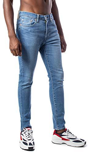 Levi's Herren 519 Extreme Eng geschnittene Jeans, Blau, 32W x 32L