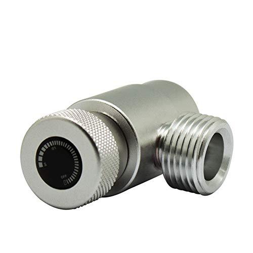 DIYARTS CO2 - Conector adaptador de gas para conector S-o-d-a-S-t-r-e-a-m tanque botella conector Homebrew