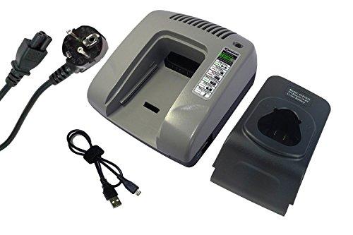Preisvergleich Produktbild PowerSmart® 10.8V Ladegerät für Bosch 2 607 336 863,  2 607 336 864,  BAT411,  BAT411A,  BAT412A,  BAT413A,  AL 1115 CV,  AL 1130 CV,  BC 430,  CLPK50-120,  FL10,  GDR 10.8 V-LI,  GDR 10.8-LI,  GOP 10.8 V-LI,  GOS 10.8 V-LI,  GSA 10.8 V-LI,  GSL 2,  GSR 10.8 V-LI-2,  GSR 10.8 V-LI2