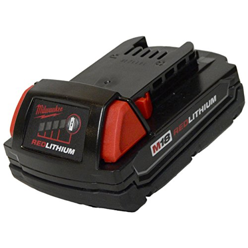 Product Image 6: Milwaukee 48-59-1812 M12/M18 Battery charger & (2) 48-11-1815 18V 1.5Ah Batteries