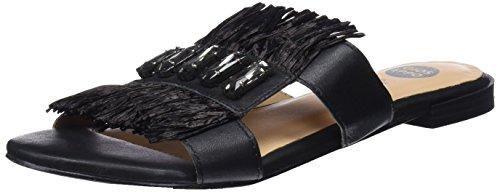 Gioseppo 45354, Sandalias con Plataforma para Mujer, Negro (Black), 41 EU