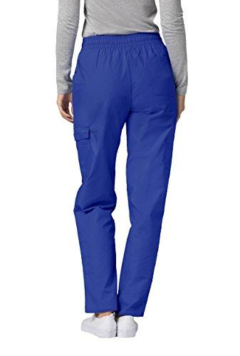 Adar Uniforms Medizinische Schrubb-hosen – Damen-Krankenhaus-Uniformhose 506 Color RYL | Talla: S - 2