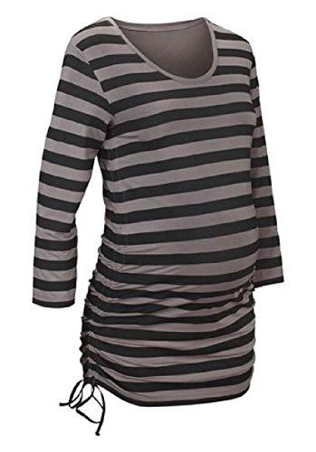 Umstandsshirt Schwangerschaftsshirt NEU Ringellook 36/38 40/42 Schwanger Shirt