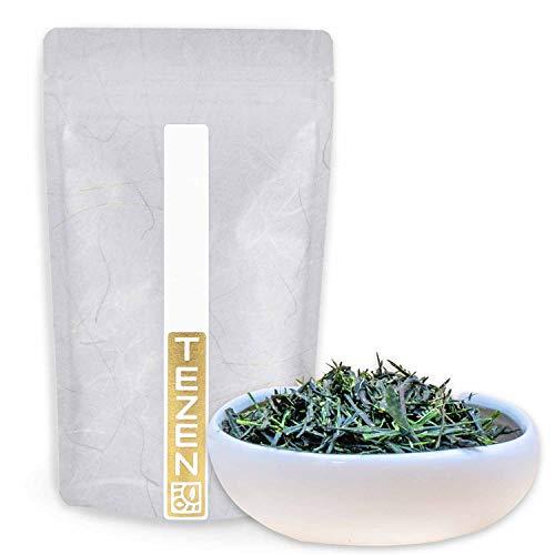Gyokuro Grüner Tee aus Japan | Premium Gyokuro Tee aus traditionellem Anbau | Japanischer Gyokuro Tee von besten Teegärten (50g)