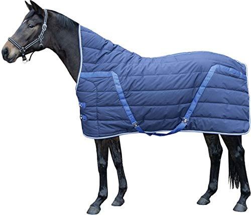 HKM Alaska Pferdedecken dunkelblau 145