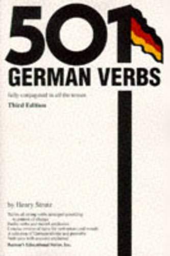 501 German Verbs (501 Verbs Series)