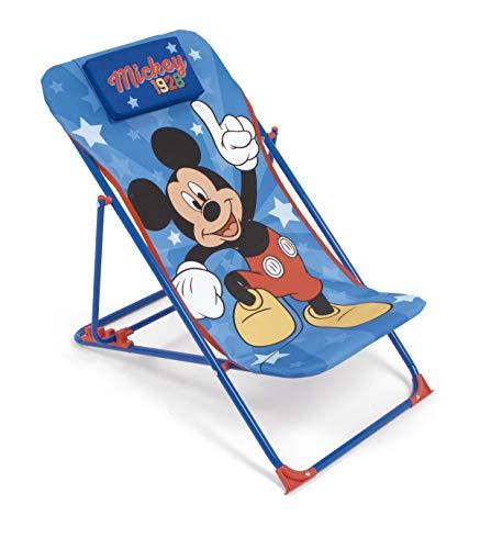 Liege Micky Maus Kinderliege Gartenliege Gartenstuhl Campingstuhl Kinderliegestuhl Liege Micky Maus Kinderstuhl